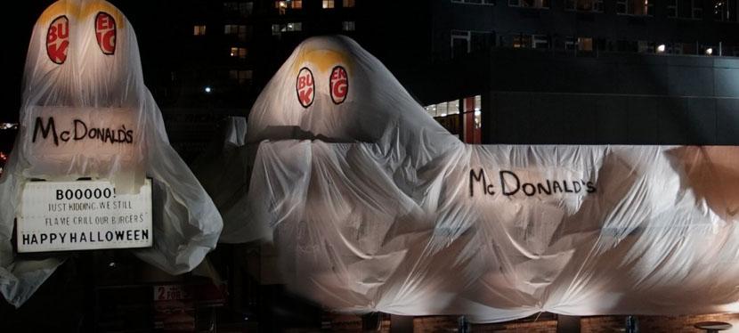 Burger King Halloween